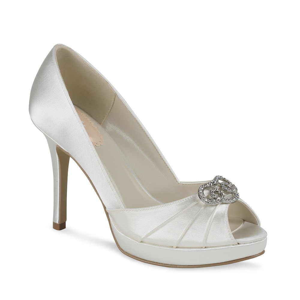 Pink / Madeline Wedding Shoes