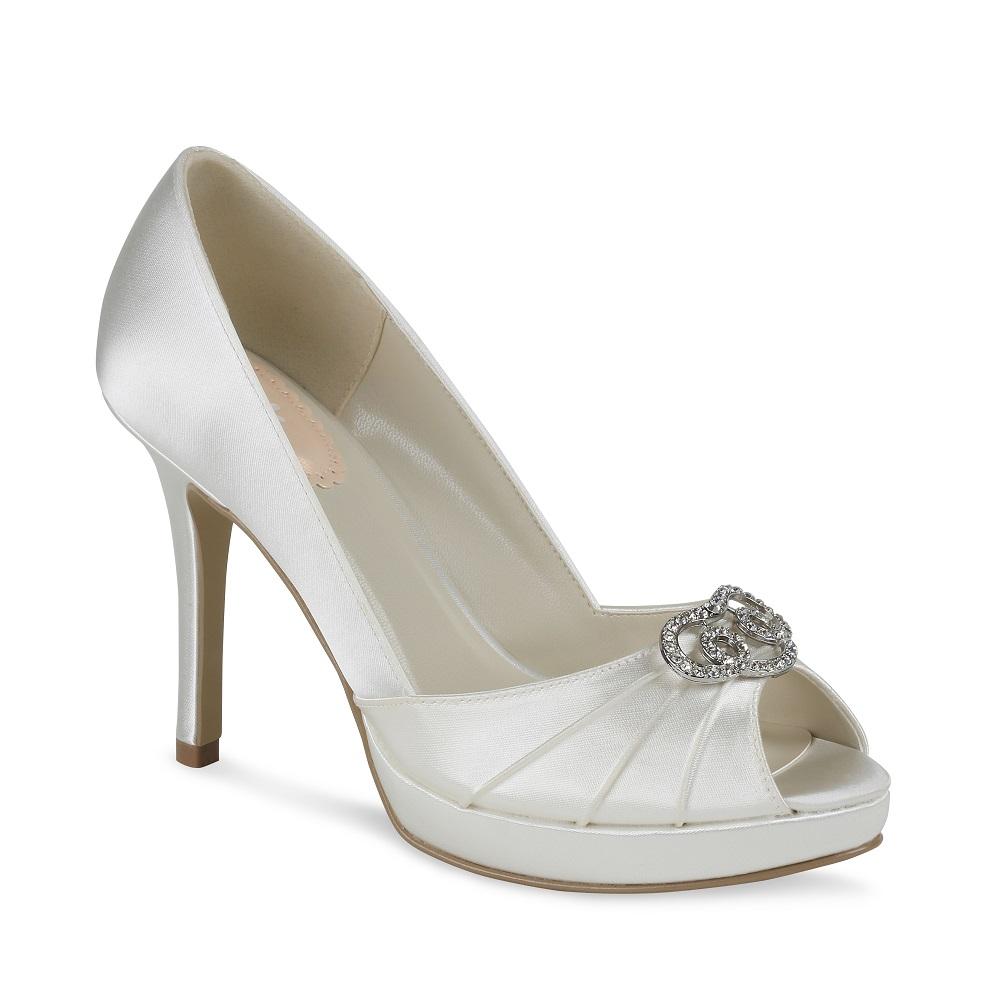 Pink / Madeline Wedding Shoes