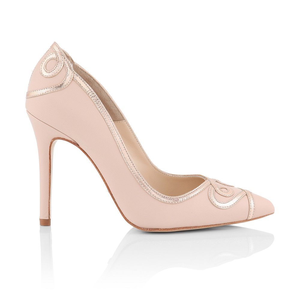 Charlotte Mills / Madeline Wedding Shoes