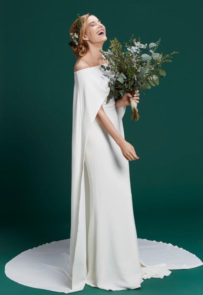 Ona – suknia Pronovias/ Cloo Salon Sukien Ślubnych
