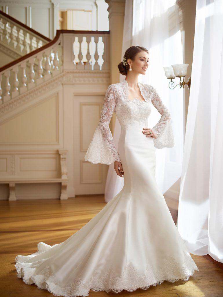 suknia: Mon Cheri Bridals