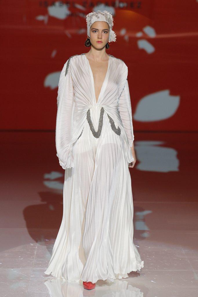 suknia: Isabel Zapardiez