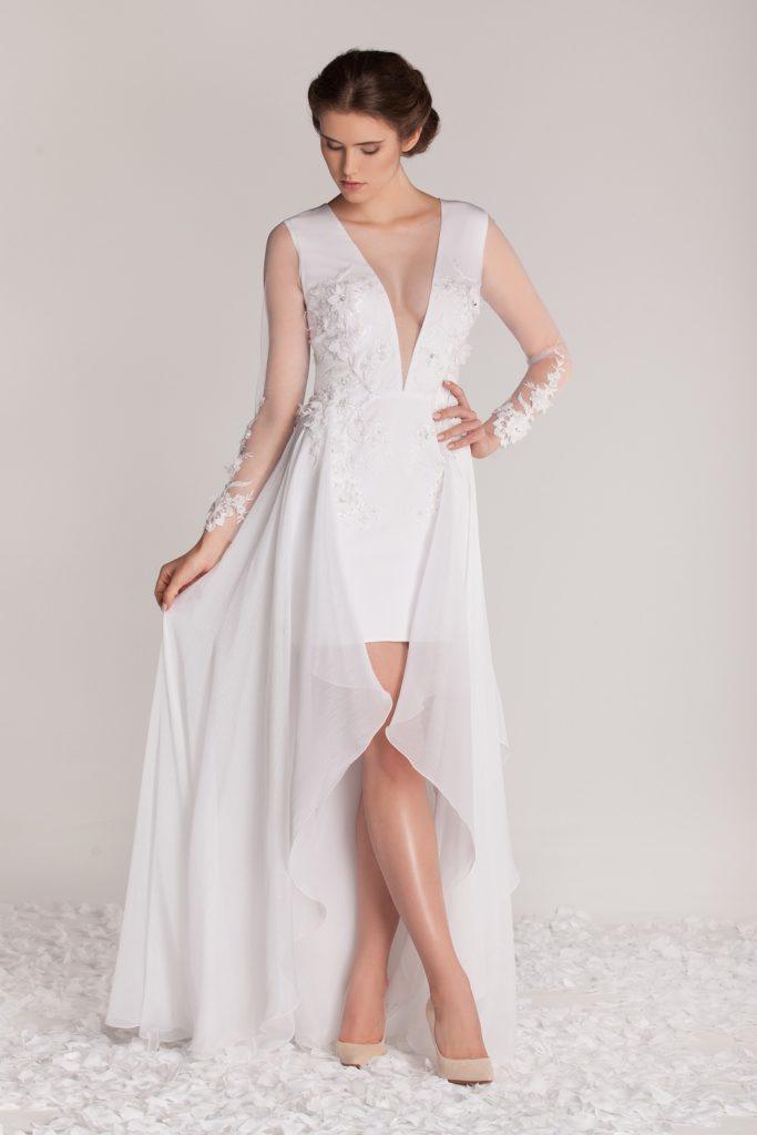 suknia: Lala Bovie