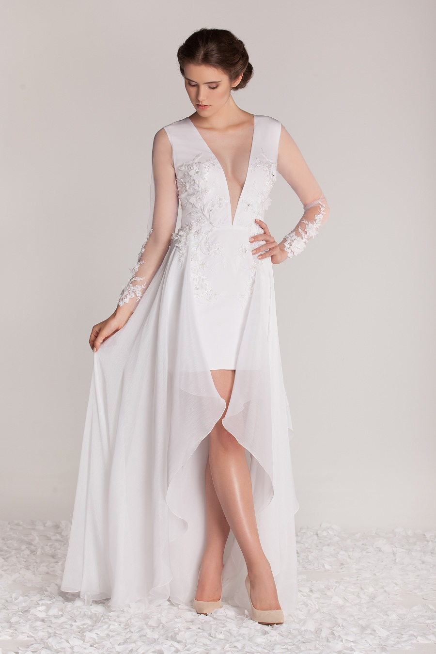 suknia: Lala Bowie