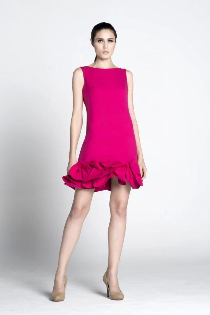 sukienka: Rina Cossack