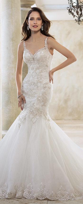 suknia: Sophia Tolli