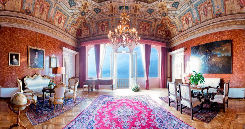 grand hotel willa serbelonni