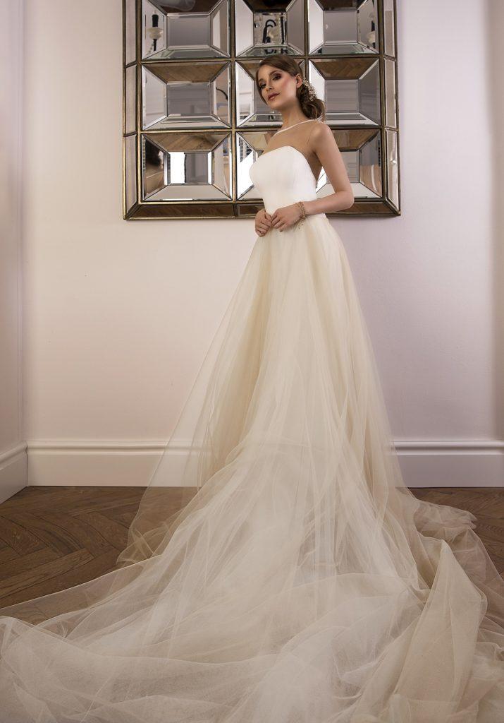 suknia ślubna: nuli