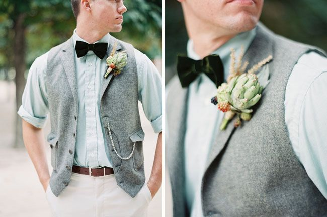 Laura Gordon Photography via Green Wedding Shoes