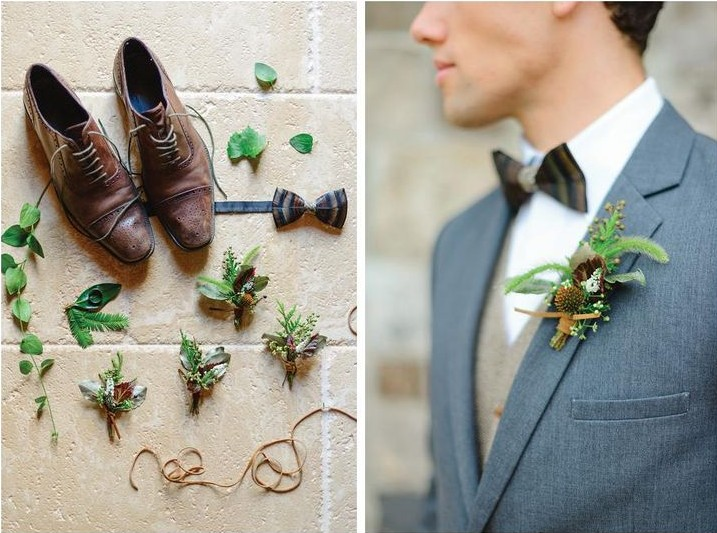 Rustic White Photography via Weddings Unveiled