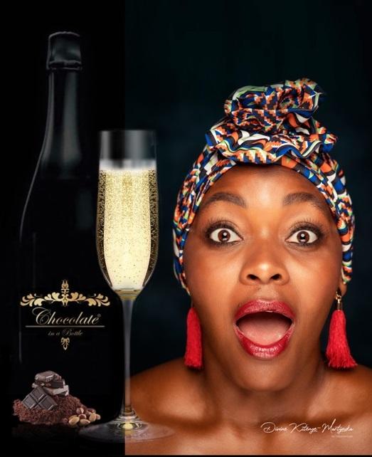 Czekolada w Butelce – ekskluzywne musujące wino o smaku czekolady